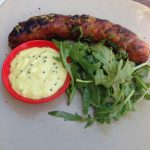 Chorizo and Banana Mustard